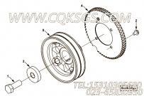 【曲轴皮带轮】康明斯CUMMINS柴油机的4944541 曲轴皮带轮