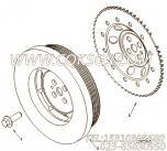 【减振器】康明斯CUMMINS柴油机的3947035 减振器