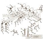 【空气清洁支撑】康明斯CUMMINS柴油机的4094660 空气清洁支撑