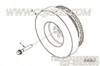 【减振器】康明斯CUMMINS柴油机的4938209 减振器