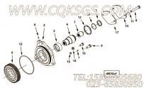 3014993衬套,用于康明斯KTA19-C525柴油发动机液压泵驱动组,更多【供液泵车】配件报价
