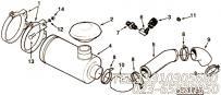 【空气净化器】康明斯CUMMINS柴油机的C0140179400 空气净化器