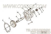 【附件驱动壳】康明斯CUMMINS柴油机的3067987 附件驱动壳