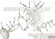 3896047附件驱动总成,用于康明斯M11-C350动力附件驱动总成组,更多【铣刨机】配件报价
