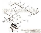 【Belt, V】康明斯CUMMINS柴油机的178554 Belt, V