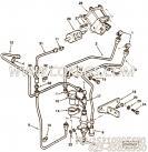 【适配器T形】康明斯CUMMINS柴油机的3251795 适配器T形