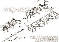 【摇臂杆盖垫片】康明斯CUMMINS柴油机的3945242 摇臂杆盖垫片