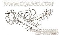 【空气控制阀轴】康明斯CUMMINS柴油机的218948 空气控制阀轴
