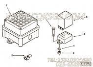 69504螺栓,用于康明斯KTA38-P1070柴油机报警器组,更多【水泵机组】配件报价