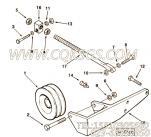 【六角头螺栓】康明斯CUMMINS柴油机的69952 六角头螺栓