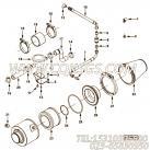 3900630螺栓,用于康明斯M11-C250动力性能件组,更多【陕建稳定土拌合机】配件报价