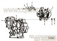 【Bushing】康明斯CUMMINS柴油机的4901068 Bushing