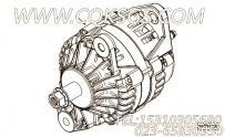 【充电机】康明斯CUMMINS柴油机的2874863 充电机