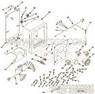 【继电器】康明斯CUMMINS柴油机的3918252 继电器