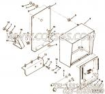 3037221仪表板支架,用于康明斯KTA19-C525柴油机仪表箱组,更多【装载机】配件报价