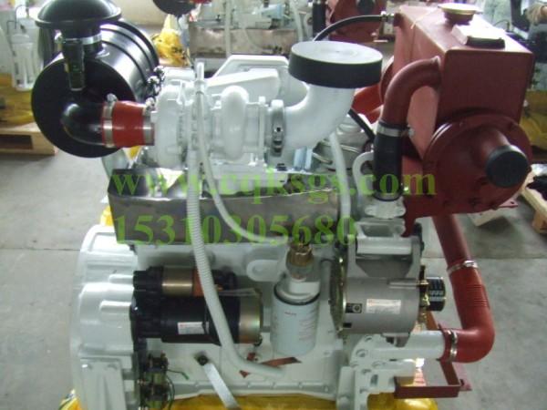 4B发动机总成