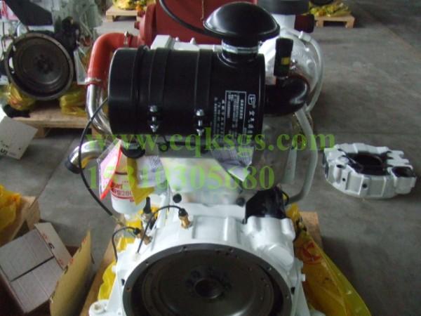 4缸柴油机整机