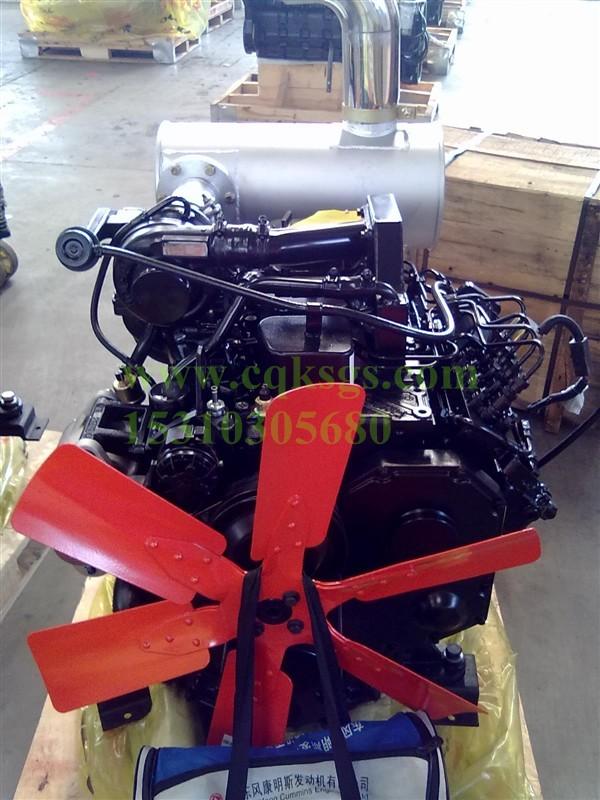 4B工程机械发动机