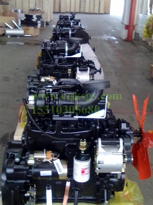 东风康明斯4缸发动机