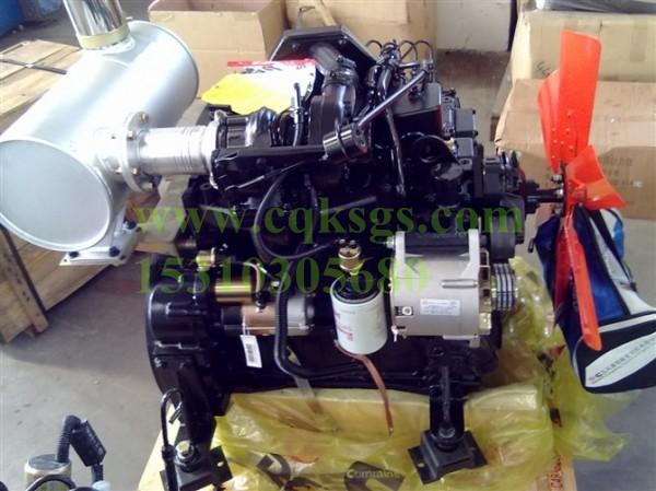 东康4BT发动机