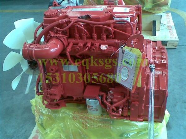 电控柴油发动机